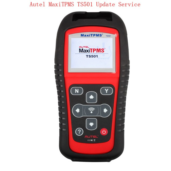 Autel MaxiTPMS TS501 One Year Update Service