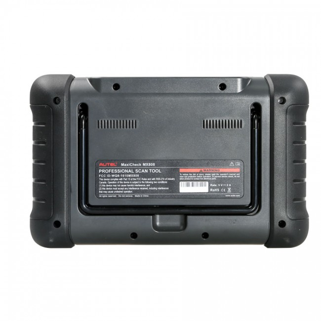 100% Original Autel MaxiCheck MX808 All System Diagnostic & Service Tablet Scan Tool Support IMMO TPMS