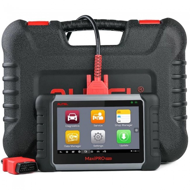 [Ship from UK] 100% Original Autel MaxiPro MP808K Diagnostic Tool MP808 OBD2 Scanner with Bi-Directional Control Key Coding (Same as DS808K)