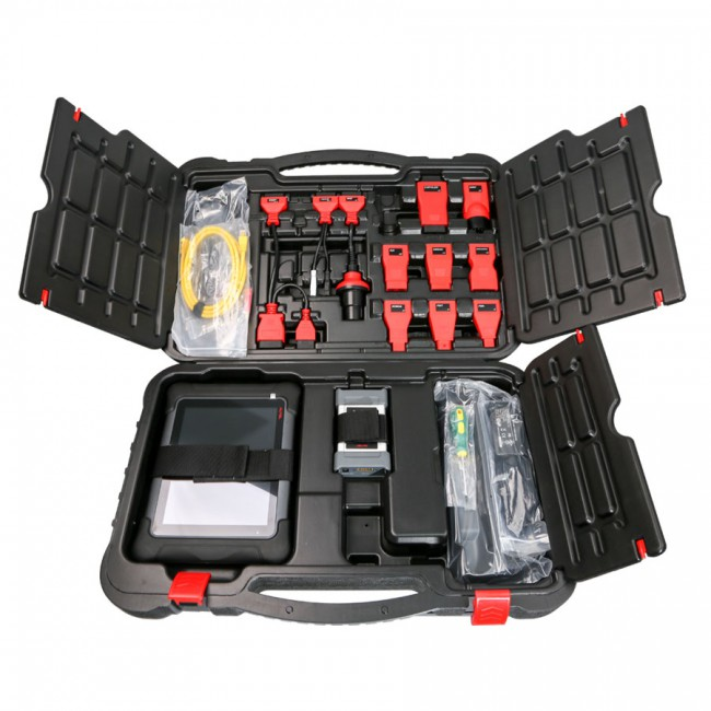 100% Original Autel MaxiSys Elite with Wifi / Bluetooth OBD Full Diagnostic Scanner with J2534 ECU Programming