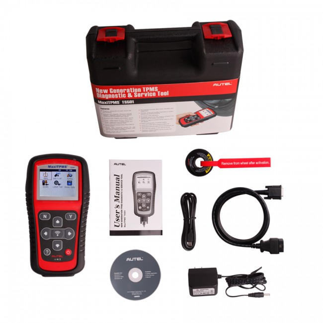 Buy Autel MaxiSys MS906BT WIFI Diagnostic Tool Get Autel MaxiTPMS TS501 For Free