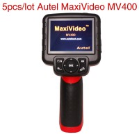 5pcs/lot Wholesale Price Autel MaxiVideo MV400 5.5mm Digital Inspection Videoscope