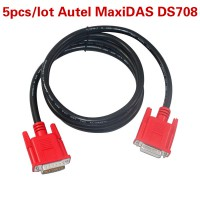 5pcs/lot Best Offer Main Test Cable for Autel MaxiDAS DS708