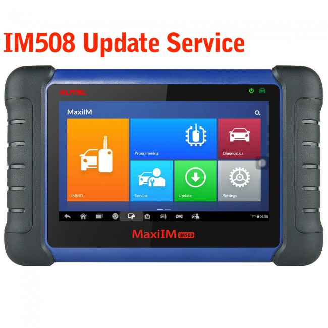 Autel MaxiIM IM508 One Year Update Service