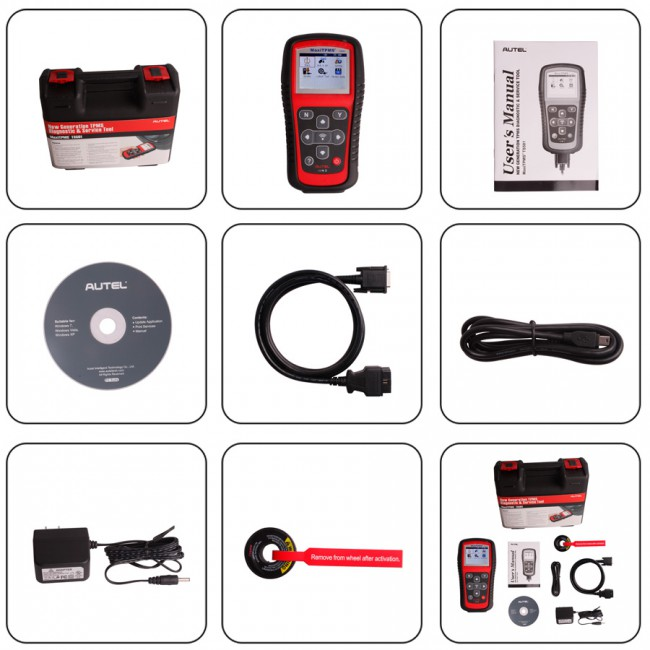 Sales! [Ship from UK] Buy Original Autel MK908P with J2534 ECU Preprogramming Updated Version Of MS908P Get Autel TS501 For Free