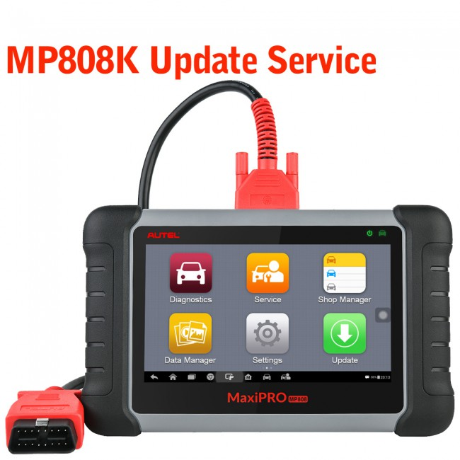 Autel MaxiPro MP808K One Year Update Service
