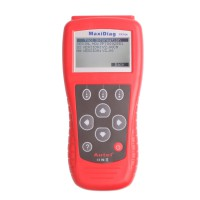 Autel MaxiScan FR704 French Vehicle OBDII EOBD Code Reader(Original Already Stop Producing)