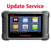 100% Original Autel MaxiDas DS708/DS808 Full Set Update Service