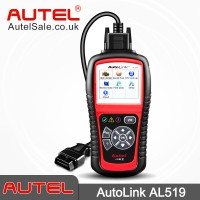 [Ship from UK] Original Autel AutoLink AL519 V8.02 OBDII EOBD & CAN Scan Tool Free Update Online