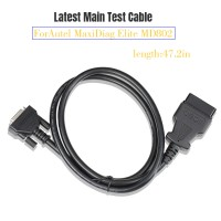 Latest Main Test Cable For Autel MaxiDiag Elite MD802